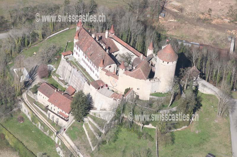 Vaud Schloss Lucens