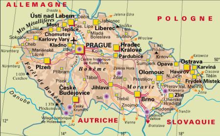 Vacances en République Tchèque - Idées d'itinéraires de 2 semaines 1