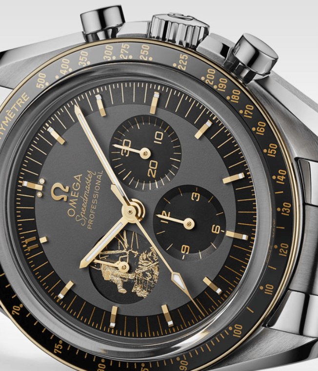 Omega Speedmaster Apollo 11 50th anniversary limited edition watch. - Swiss Classic Watches