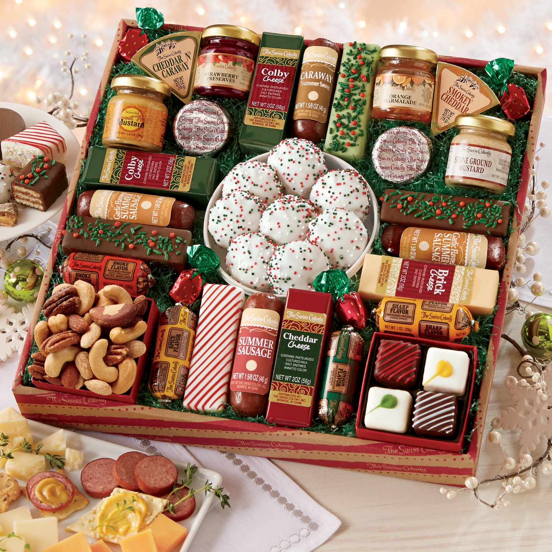 Gift Baskets For Christmas
