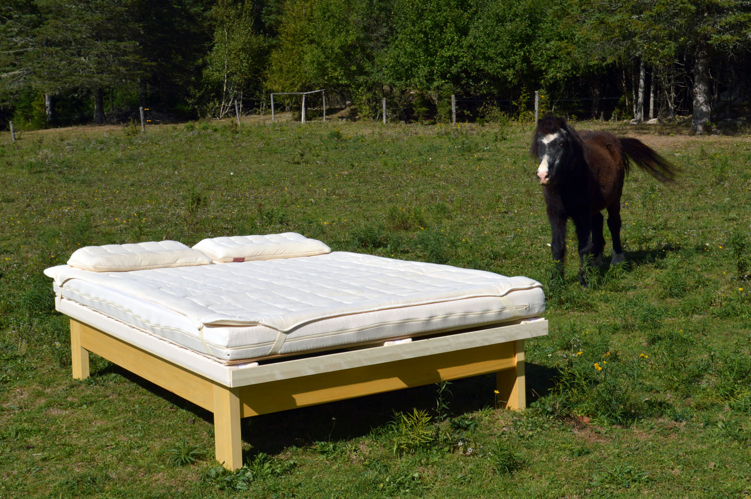 natural bed made in Canada