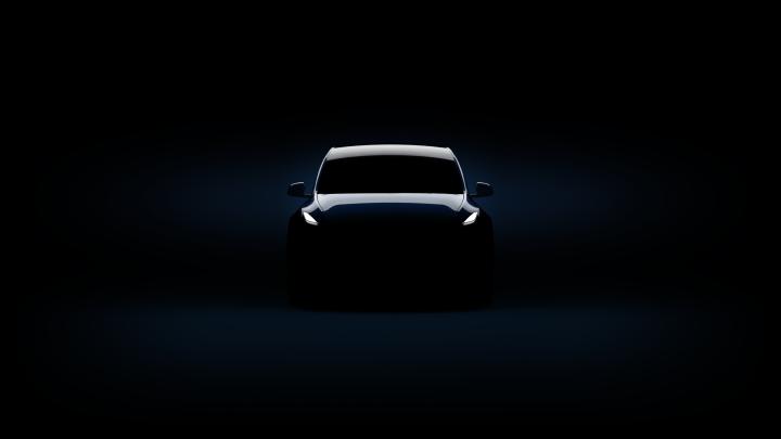 Model Y Silhouette