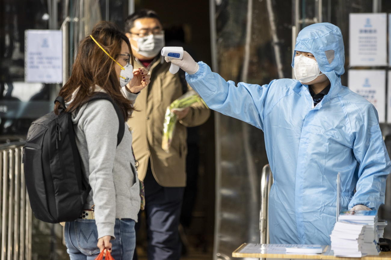 Swiss nationals in China feel lost in coronavirus outbreak - SWI ...