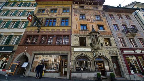swissinfocom  TopTen Luzern Shoppingadressen
