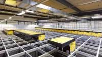 Swiss Post YellowCube e-commerce logistics platform | Swisslog