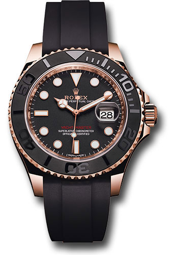 rolex everose gold yacht