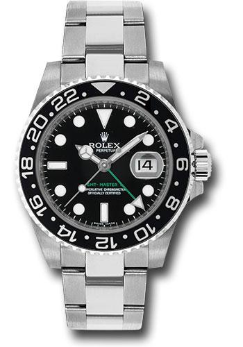 Rolex GMT Master II Steel Watches From SwissLuxury