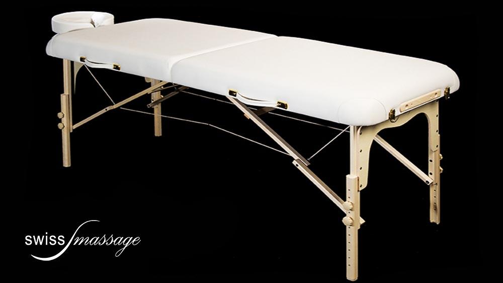 tables de massage pliables swissmassage