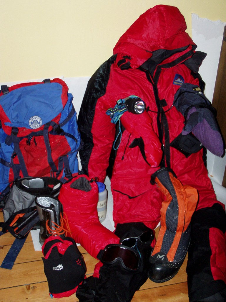 Mt Everest Equipment List  Swiss Mountain Guide