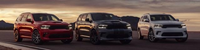 Dodge Durango SRT Hellcat: il SUV più potente al mondo