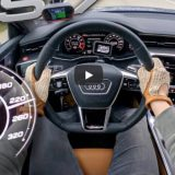 Audi RS7 2021 spinta al limite sulle Autobahn tedesche