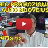 VIDEO PROMOZIONALE PER AUTO NUOVE/USATE   VLOG 13