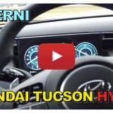 HYUNDAI TUCSON HYBRID 2021, INTERNI E TECNOLOGIA   VLOG 15