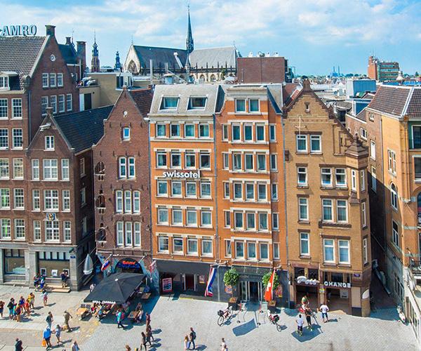 Swissotel Amsterdam Luxury Hotel In Amsterdam Swissotel