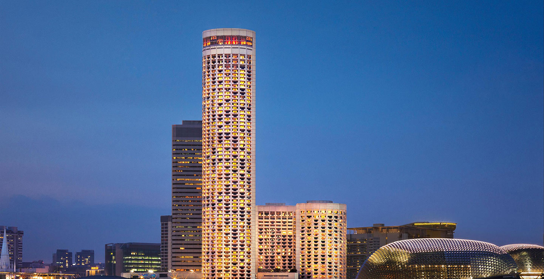 Swissotel The Stamford Luxury Hotel In Singapore