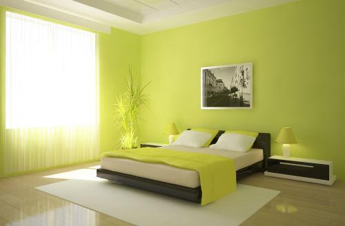 Slaapkamer Kleuren Bruin