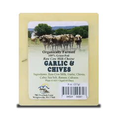 8 oz. Cow Cheese