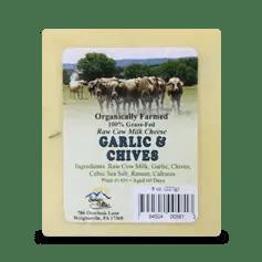 8 oz Cow Cheese