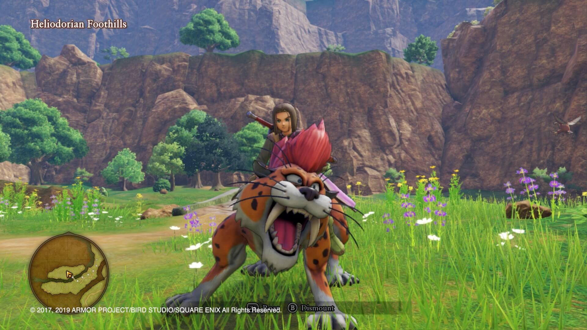 Dragon Quest XI S - Du nouveau sur l'édition ultime - Switch-Actu
