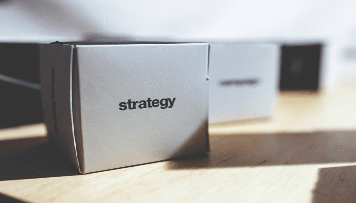 Digital strategy box