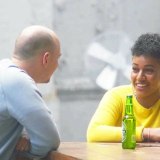 April's Campaign of the Month : Worlds Apart – Heineken