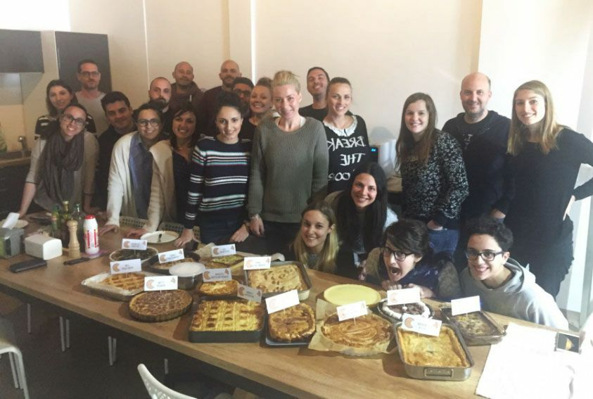 It's Pie Day at Switch Malta