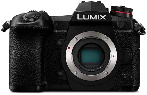 Panasonic Lumic DC-G9 mirrorless camera
