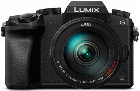 Panasonic Lumix G7 mirrorless camera