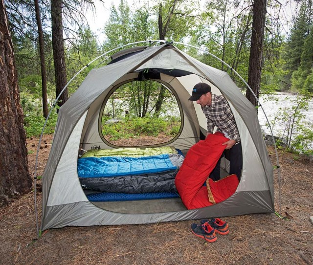 Dont Head Out Camping Without A Pad Or Mattress