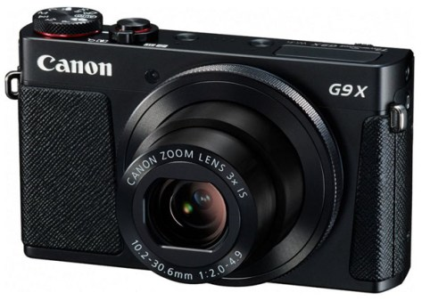 Canon PowerShot G9 X camera