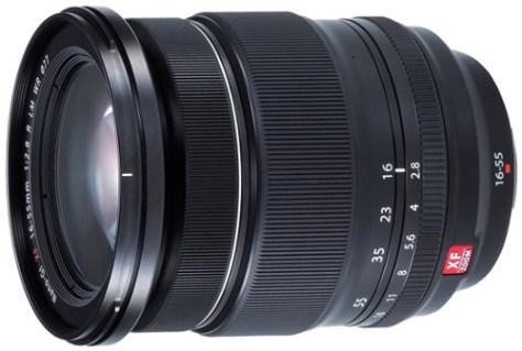 Fujifilm 16-55mm f2.8lens