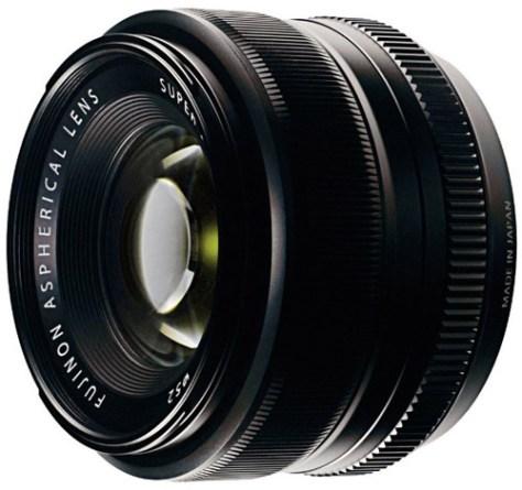 Fujifilm 35mm f1.4 lens