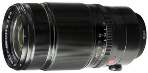 Fujifilm 50-140mm f2.8 lens