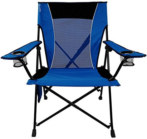 high outdoor folding chairs dining chair cushions sunbrella best camping of 2019 switchback travel kijaro dual lock 40