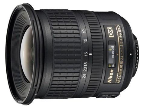Nikon 10-24mm lens
