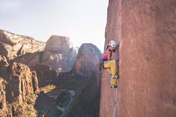 2018 Rock Climbing Women