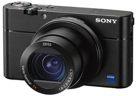 Sony RX100 V camera