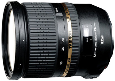 Tamron 24-70mm f2.8 for Canon