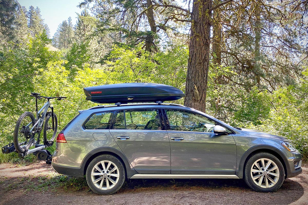 best rooftop cargo boxes of 2021