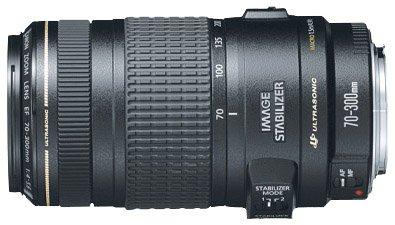 Canon 70-300mm f4 lens
