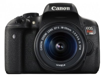 Canon EOS Rebel T6i camera
