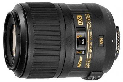Nikon 85mm f3.5G DX lens