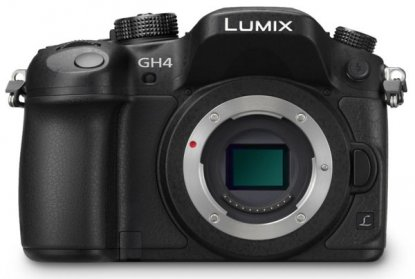 Panasonic GH4 mirrorless camera