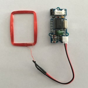 Grove UART RFID Reader