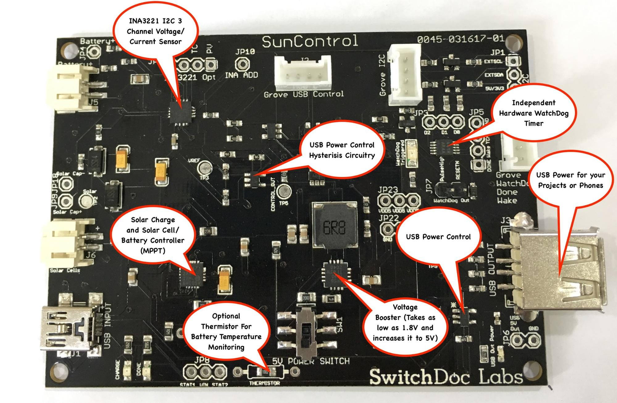 Solar Power And The Raspberry Pi Switchdoc Labs Here Is Hardware Block Diagram For Mouseair Well Our Controller Specially Designed To Charge Lipo Batteries So It Charges Them Safely Wont Too Fast Overcharge