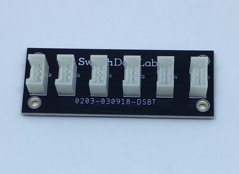 Arduino I2c Noise