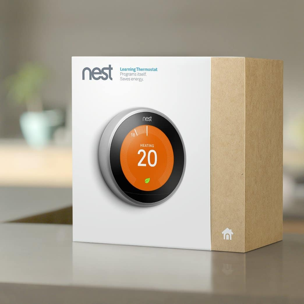 nest 3rd generation video muscular system diagram worksheet learning thermostat
