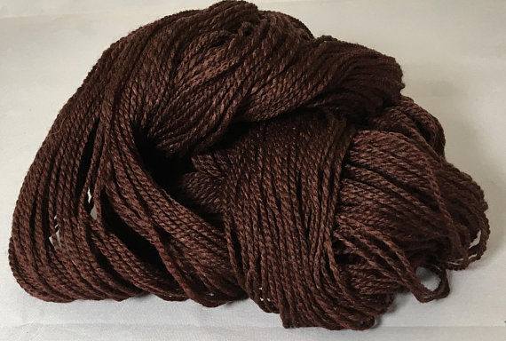 chestnut yarn