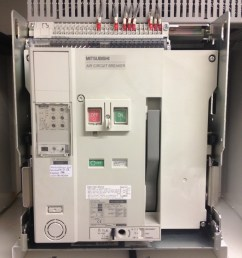 mitsubishi ae sw air circuit breaker service upgrade [ 768 x 1024 Pixel ]