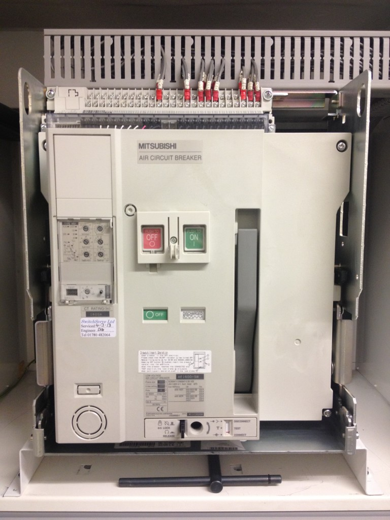 medium resolution of mitsubishi ae sw air circuit breaker service upgrade